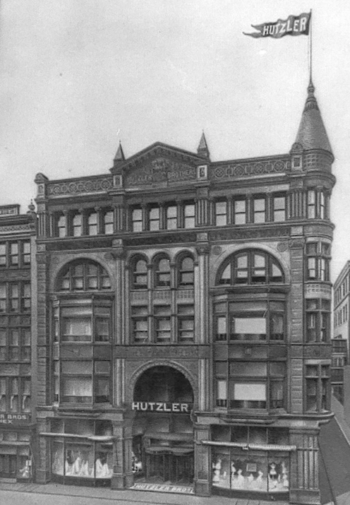 Former Hutzler's Building Is Home to 25% of World's Internet Traffic