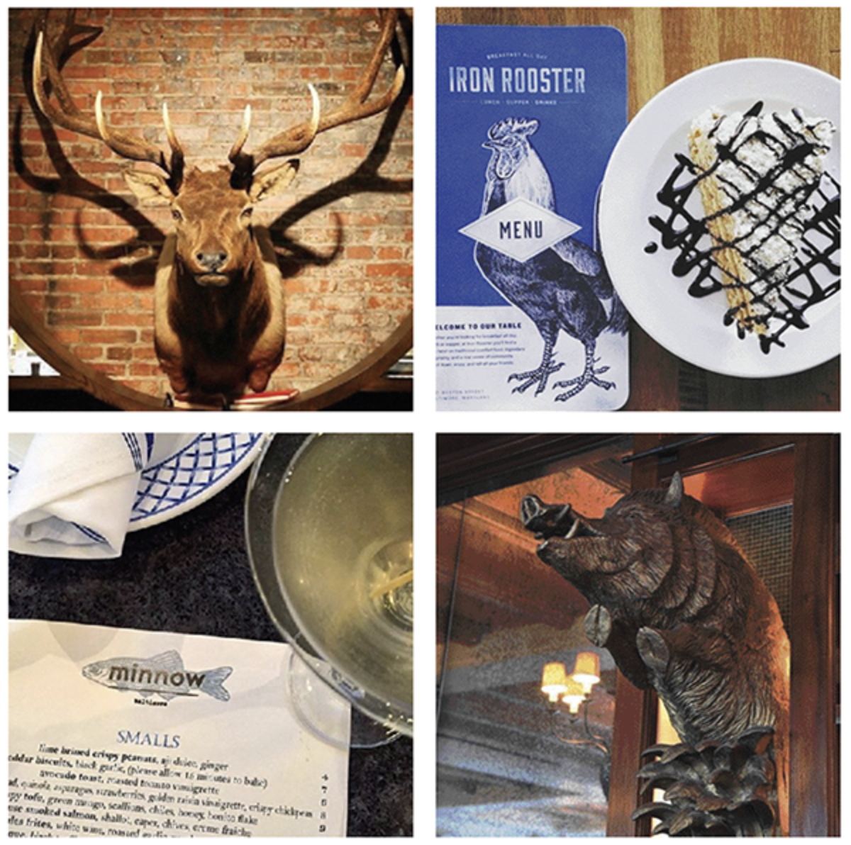 15 Animal-Inspired Eateries