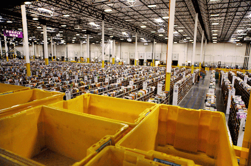 Amazon to Open Massive 'Fulfillment Center' in Baltimore