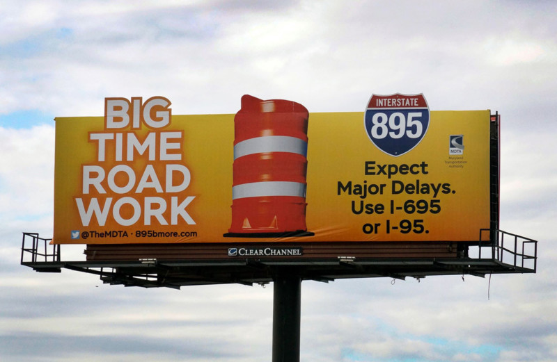 Everything You Need to Know About the I-895 Construction