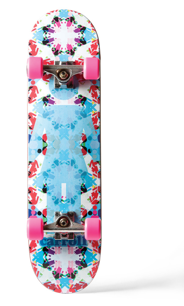 A Skateboard Fit For A Girl