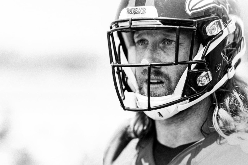 Ravens Tight End Hayden Hurst Shares His Journey With Anxiety and… 7e434c655