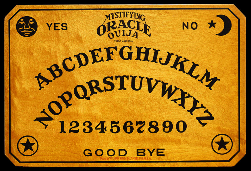 The Dark History Behind Ouija Board S Baltimore Origins