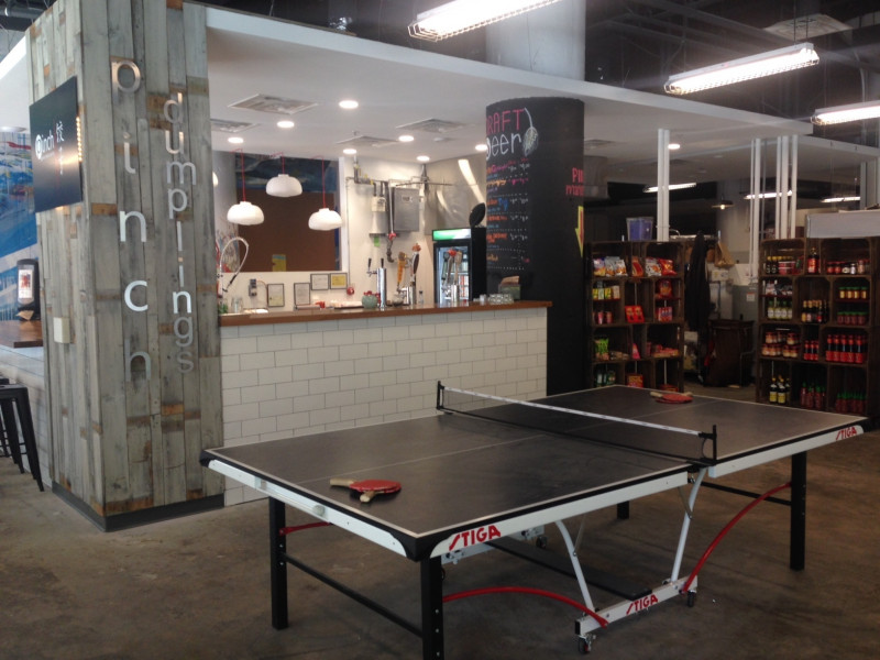 Mt vernon marketplace debuts next wednesday dc based vendor pinch dumplings offers take away asian grocery items and ping pong photography by lauren cohen malvernweather Gallery