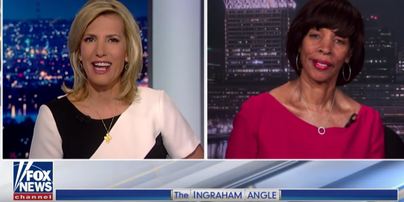 Mayor Pugh Takes on Fox News' Laura Ingraham