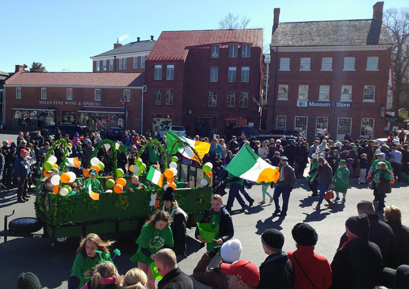 Phoenix St Patricks Day Events 2020.St Patrick S Day Events Parades And Concerts