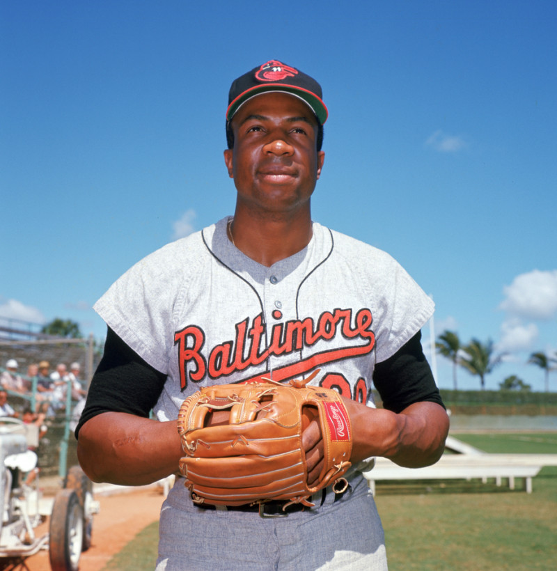 Remembering Orioles Legend Frank Robinson The Reticent Pioneer