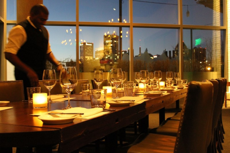Twelve Of Charm Citys Most Romantic Restaurants