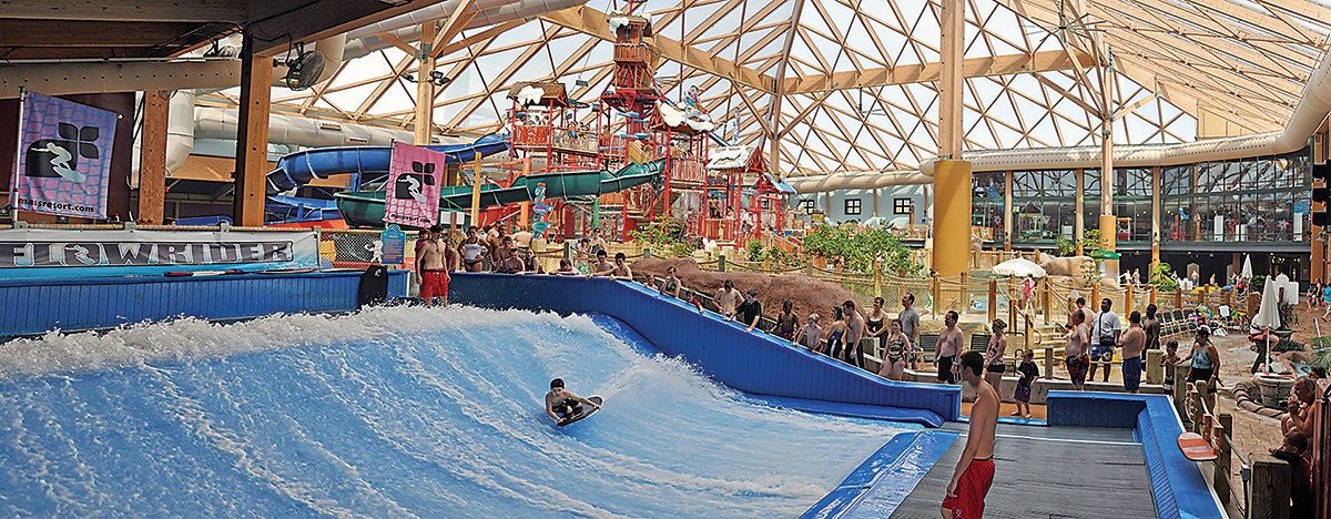 Indoor Water Parks Let You Get Wet And Wild Whatever The Weather